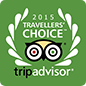 Travellers' Choice 2015