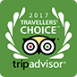 Travellers' Choice 2017