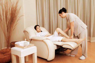 Chinese Foot Massage