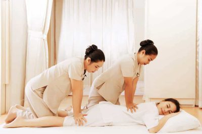 Four Hand Thai Massage