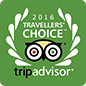 Travellers' Choice 2016
